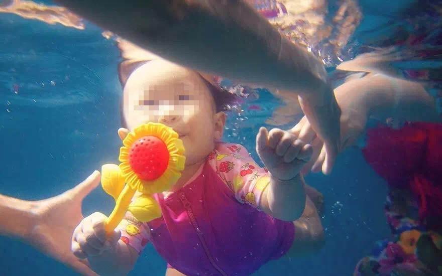番禺一亲子游泳中心突然关门,上百家庭担心学费打水漂