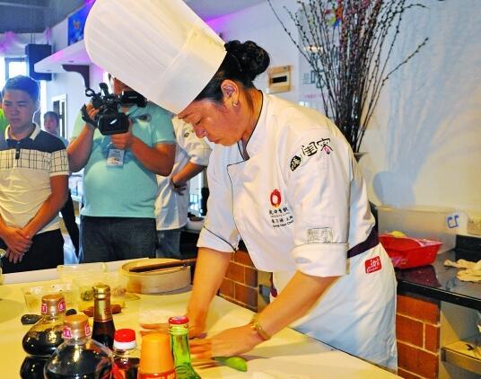 海鲜主题烹饪大赛落幕 大鹏新区力创文化品牌