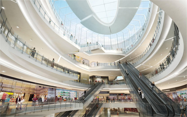 购物中心重新定义城市生活?