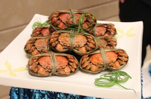 蟹宴:一场全民式的狂欢