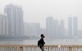 珠三角雾霾又来 未来几天空气扩散条件依然不利