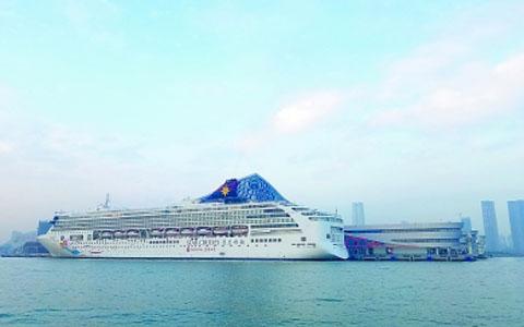 """深圳""""六箭齐发""""扶持邮轮旅游产业"""