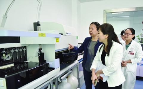 深圳东部首家产前诊断中心在龙岗区妇幼保健院