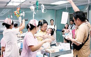 明年三四月后儿童医院门急诊量或达小高峰