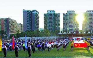 深圳高级中学:廿载风华 从中国走向世界