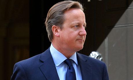 卡梅伦将重返政坛 可能当北约秘书长