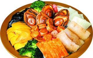 年底了!高级食材是盆菜好吃的重要保证