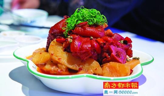 江湖菜也能蕴含美学