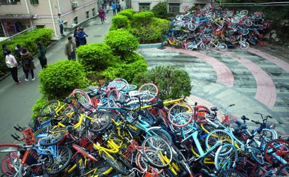 """南都""""共享单车""""提案再引热议"""