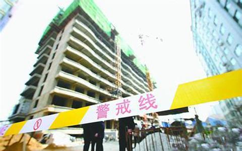 消防措施不合格,15层高住宅楼被临时查封