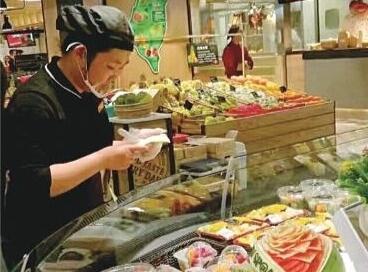 新一代超市亮相华强北 科技应用将增强体验感?