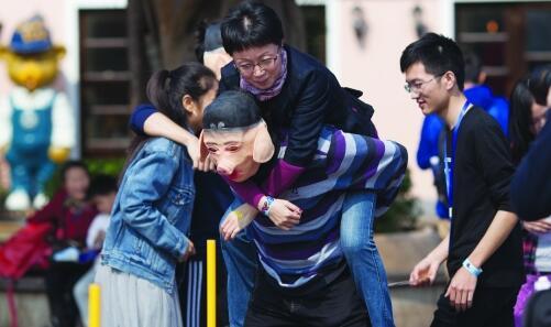 """""""花漾女人节""""男士来助兴"""