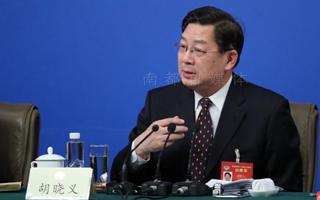 人保部原副部长胡晓义:去年每4秒有一人进入60,但老龄化不是洪水猛兽