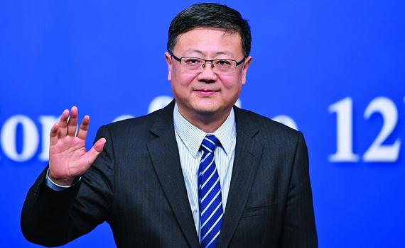 环保部部长陈吉宁回应PM2.5成因为何被误读