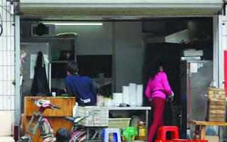 南都315调查:黑外卖出没多家医院 有的店址不存在有的证照不齐