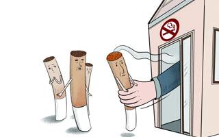 深圳人注意啦!娱乐休闲场所室内禁烟正式开罚