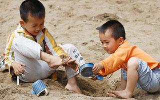 儿童每天活动十分钟 长大不易患心脏病
