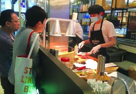 新餐饮成购物中心吸客利器