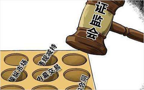 """证监会开出""""史上最大罚单"""" 依法对鲜言作出""""没一罚五""""的顶格处罚"""