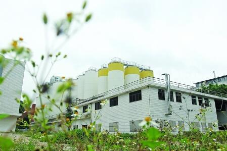 罗湖区原金威啤酒厂将崛起新地标 五年后建成深圳最大黄金珠宝城市综合体