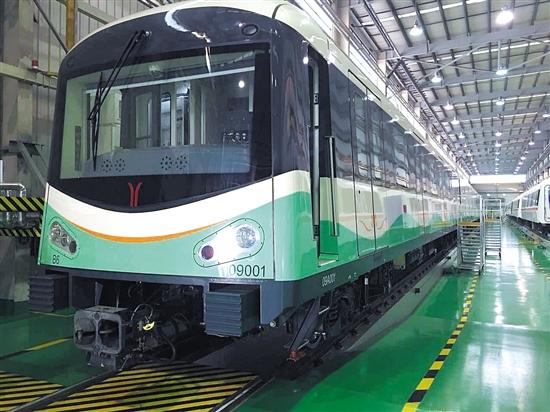 广州地铁九号线一期全线隧道贯通 计划年底开通