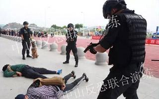 直播|广珠城轨中山站反恐实战演练 列车如常行驶