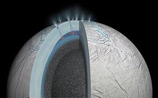 NASA宣布土星的这颗卫星具备生命存在的几乎所有已知要素