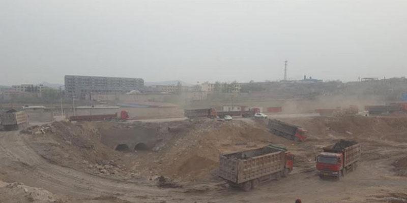 """5600人轮番对京津冀进行""""轰炸式""""环保督查"""