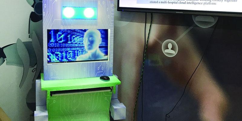 颤抖吧人类:机器人医生坐诊,准确率高达93%