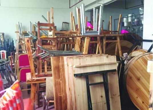 以环保共享理念回收废旧家具