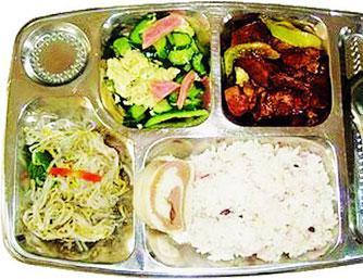 中小学生的午餐怎样才够营养?