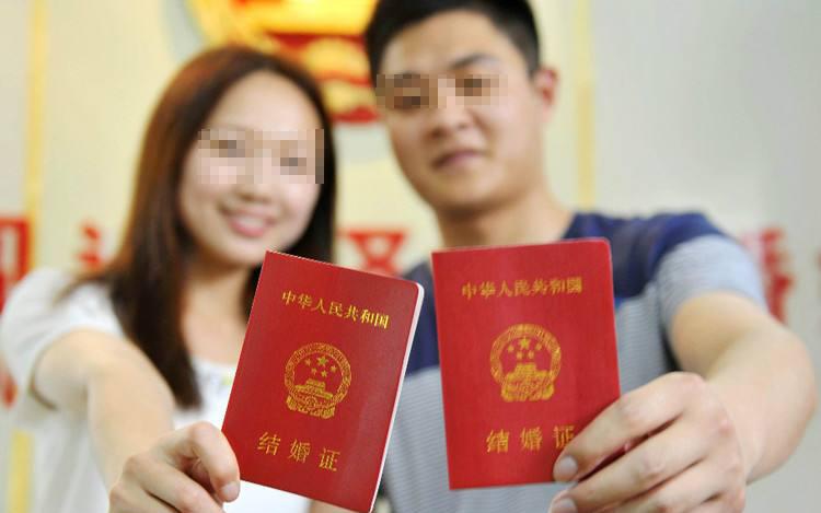 """广州天河区婚姻登记所装修一新 156对新人""""520""""结婚"""