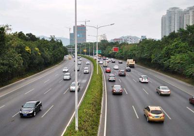 8条高快速路将实行客货分离