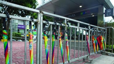 做共享充电宝的人,极可能来做共享雨伞