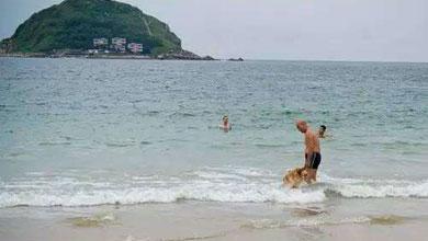 """深圳45个""""野海滩""""多为溺水事故高发地"""