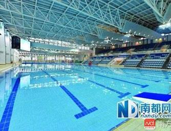 深圳16家泳池水质不合格