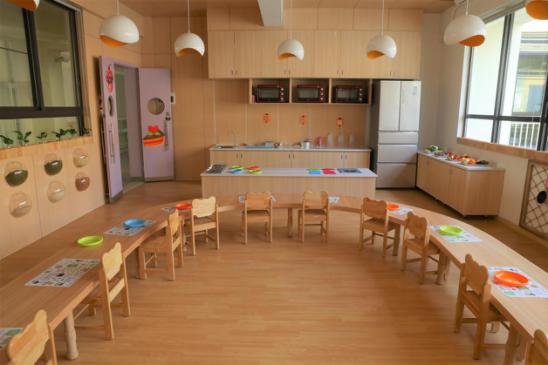 益田蒙田国际幼儿园-烘焙工作坊图片