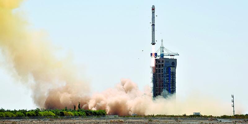 """""""慧眼""""观天!中国发射首颗X射线天文卫星"""