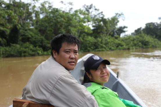 《环游记·我们的侣行》张昕宇、梁红重走亚马逊丛林原始部落