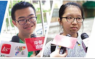 深圳高考生为何这么牛?全省文理前十的6学霸传秘笈