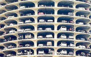 深圳将建10个立体停车场试点