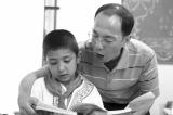 他把汉语绘本引入喀什课堂