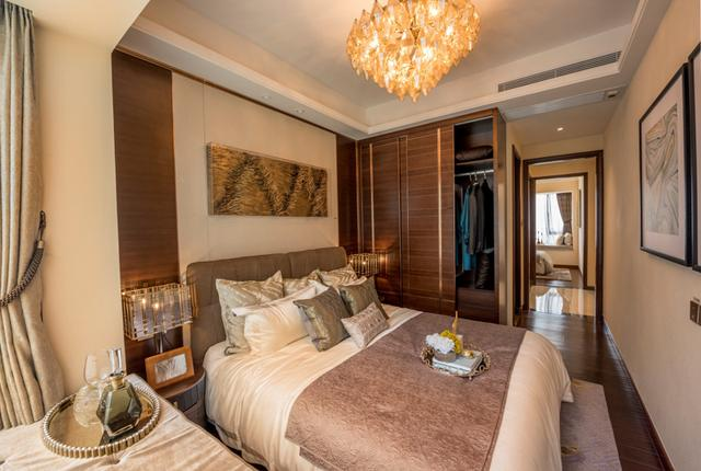 室內墻面采用環保硅藻泥材料,綠色環保,還具有防潮,防霉,凈化空氣