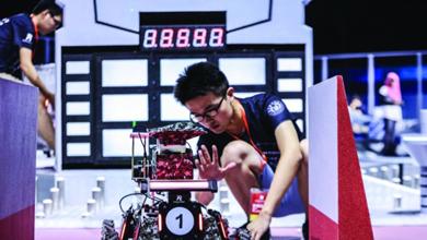 RoboMaster机甲大师赛决赛打响