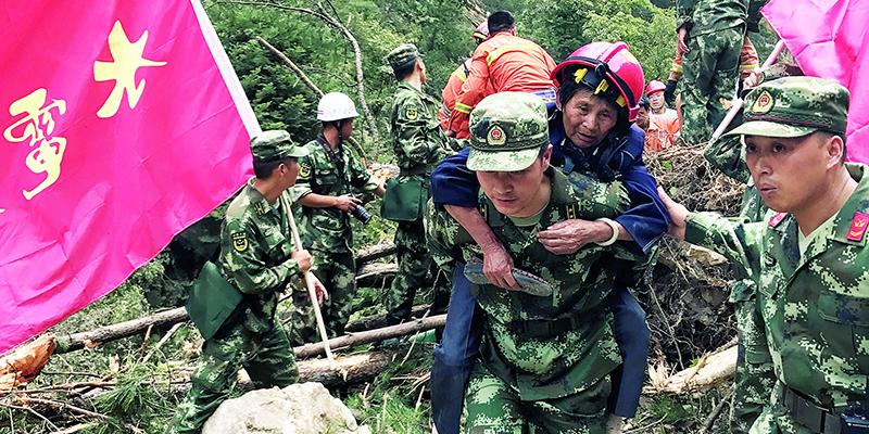 九寨沟7级地震已致19死263伤,多方驰援