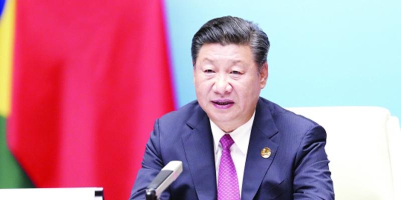 习近平主持金砖国家领导人第九次会晤,发表重要讲话
