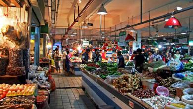 受双台风影响8月深圳肉菜价格上涨