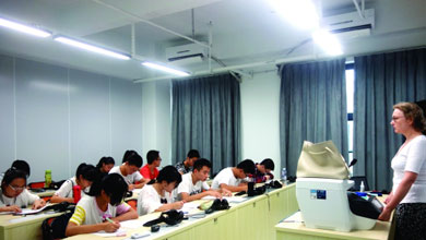 深圳北理莫斯科大学今日开学 招收113名本科生