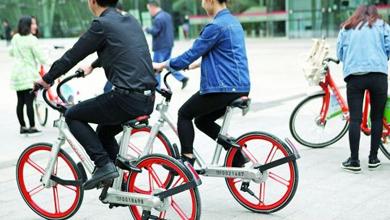共享单车成深圳第二大交通方式