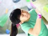 全国最小攀岩冠军张悦彤:我想站上世界攀岩领奖台